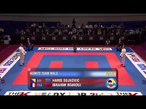 European Karate Championships Session 3