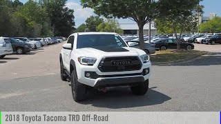 2018 Toyota Tacoma TRD Off-Road Raleigh NC P8438