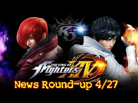 The King of Fighters XIV news roundup (4/27/16)