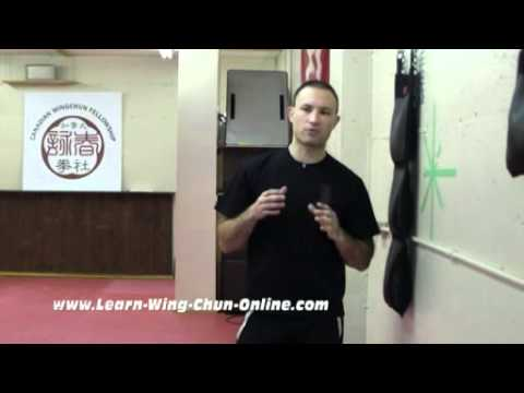 Wing Chun Wall Bag Training Tips Image 1