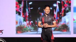 征服不可能的鐵人精神:李筱瑜 (Jenny Lee) at TEDxTaipei 2013