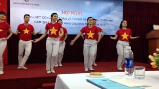 ĐKNH- Những Trái Tim Việt Nam (Múa)