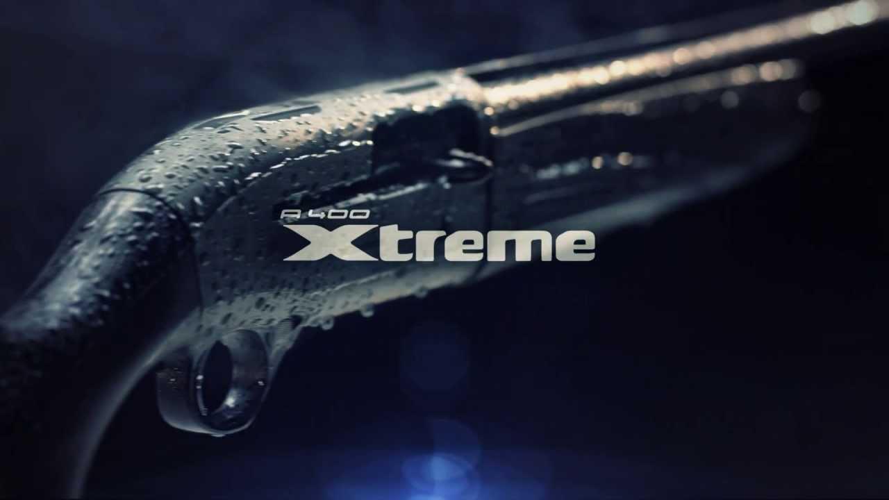 Beretta A400 Xtreme Magazine Extension Beretta A400 Xtreme