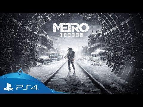 Metro Exodus | Aurora Trailer | PS4