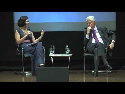 A Conversation with President Clinton and Ashley Judd