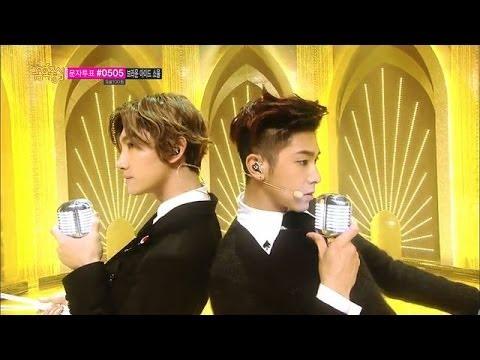 [HOT] Comeback Stage, TVXQ - Something, 동방신기 - 썸씽, Music core 20140104
