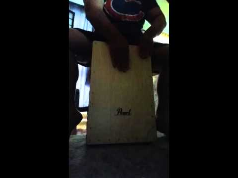This is the Day by the Planetshakers - Cajon Practice
