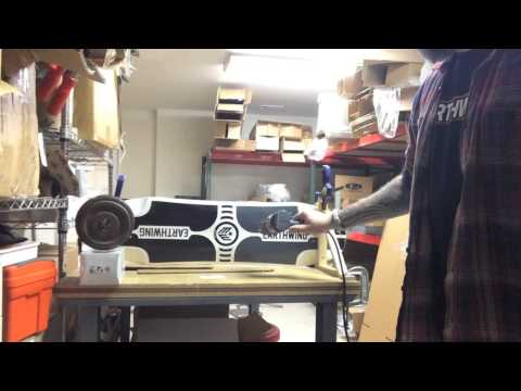How to straighten a warped skateboard