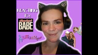 """Download Lagu Denma Reacts: Sugarland featuring Taylor Swift """"Babe"""" My Thoughts Gratis STAFABAND"""