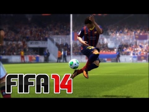 Fifa 14 | Neymar Skills & Goals Compilation Hd video