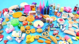 100+ Miniature Doll Stuff Collection #5- Handmade Miniatures and Doll Food Miniature Stuff