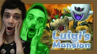 LUIGI'S MANSION #12 - BOSS FINAL : LE RETOUR DE BOWSER & ROI BOO ?!