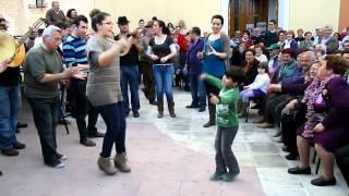 VI Encuentro de Cuadrillas de Fuente Librilla (Pasiones Huertanas con Nacho de 5 años)