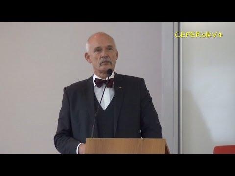 Współczesne Nonsensy W Gospodarce - Janusz Korwin-Mikke Na WSH W Radomiu (część I)