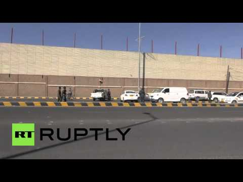 Yemen: Army braces as CLASHES with Houthi fighters rock Sanaa