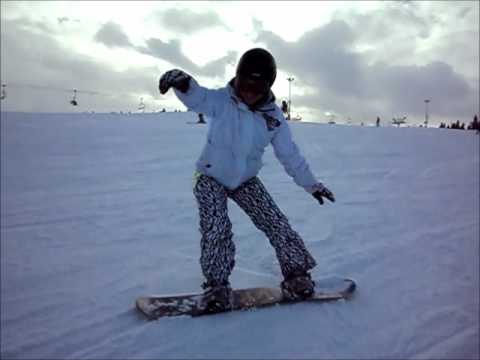 Bif Naked - Snowboarding