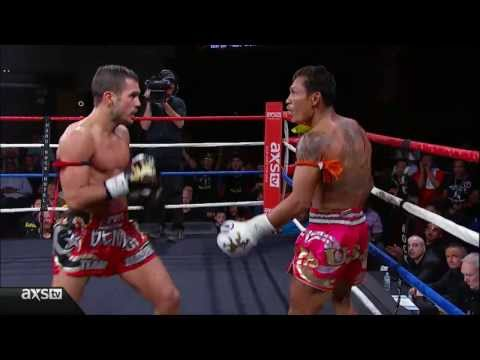 Lion Fight 12 Provides Muay Thai Gold on AXS TV! Image 1