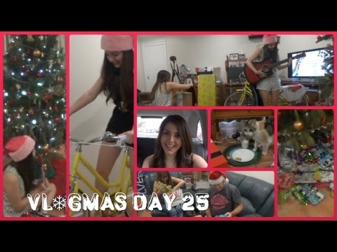 ❄ Vlogmas Day 25 | Santa Came! ❄