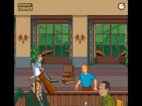 Soluce Tintin au Tibet partie 1/9 - Train + Hotel