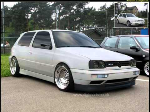 vw golf tuning evolution youtube. Black Bedroom Furniture Sets. Home Design Ideas