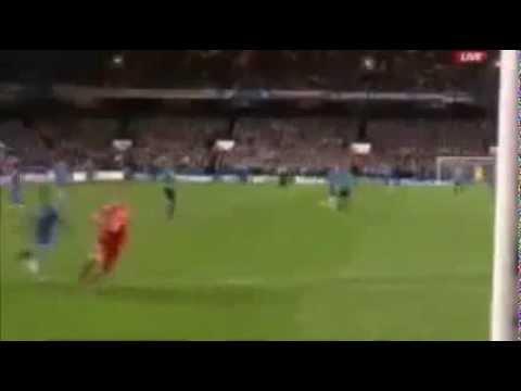Samuel Eto'o Goal Terrible Goal Keeping Chelsea vs Schalke 1 0 5 11 2013