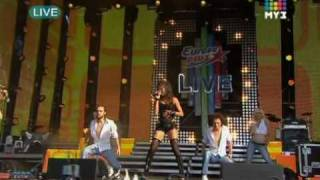 Клип Нюша - Чудо (live)