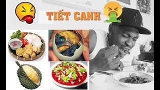 Cee Jay ăn thử một số món khó ăn của Việt Nam | Cee Jay Entertainment