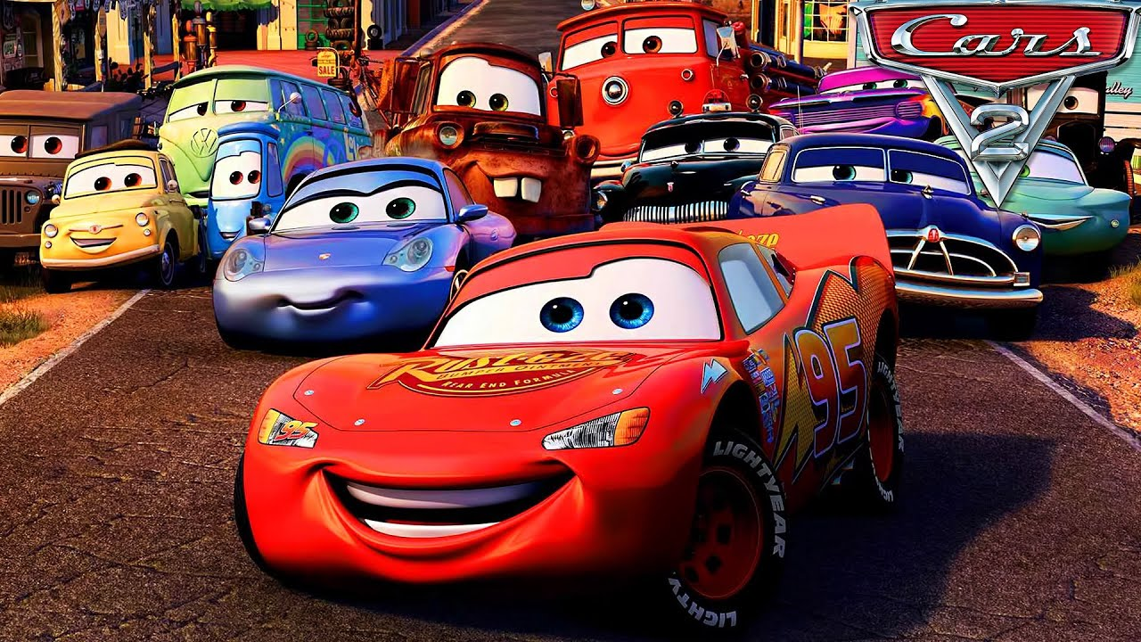 Disney cars the movie pictures