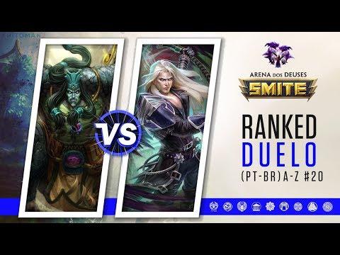 Cabrakan vs Thanatos | CABROKEN - Ranked Duelo A-Z #20 | Smite Season 5 (PT-BR)