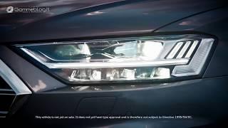 Audi A8 2018 full car