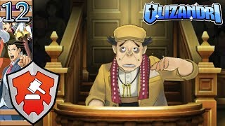 Phoenix Wright: Dual Destinies - Filch's Negligence, Third Party Proof, Shackleless - Episode 12