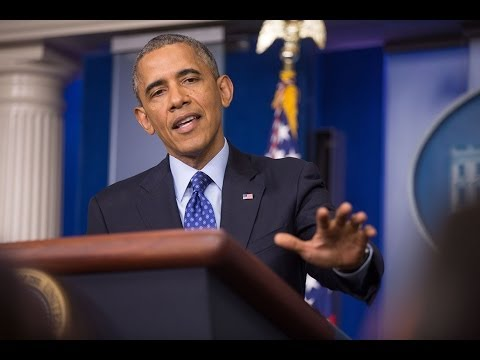 President Obama Speaks on the Situation in Iraq