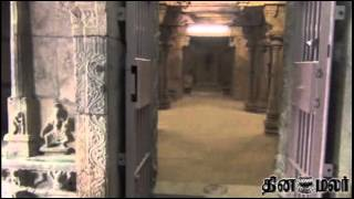 Two secret strong rooms found in Srirangam Temple - Dinamalar March 20th News
