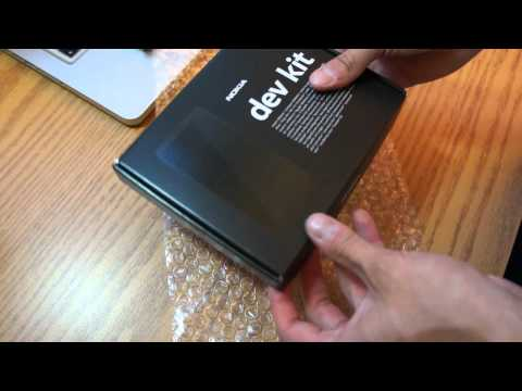 Nokia N950 Developer Device Unboxing | Nokia Mobile Blog