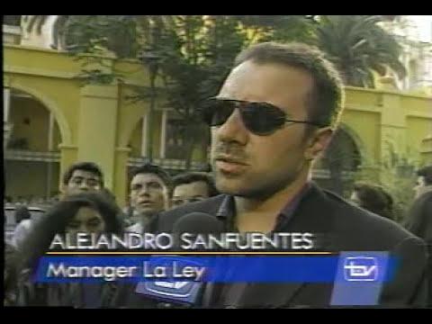 FUNERALES DE ANDRES BOBE - Guitarrista de La Ley