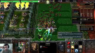 Warcraft 3: HellHalt TD #27 PRAC (Toxic Chat)