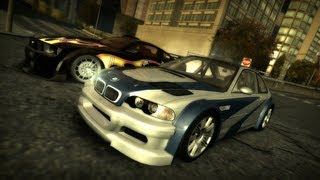 Nfs Most Wanted  Intro Stage Hdmi 1080p