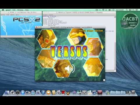 Descargar / Instalar  y configurar Emulador de Ps2 (pcsx2) para Mac Osx Mavericks 10.9 [Parte 2]