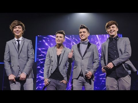 Union J - Call Me Maybe