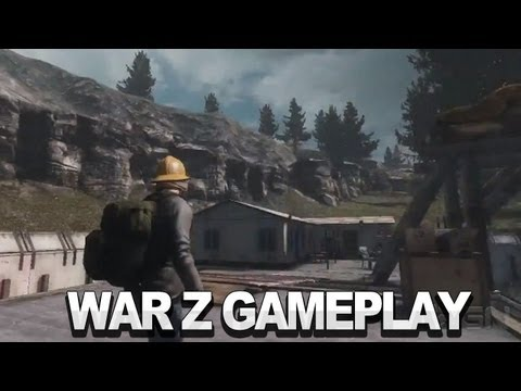 The War Z Gameplay Footage 3/3