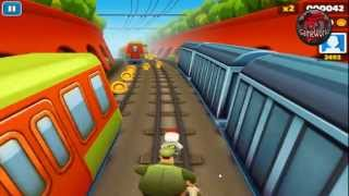 Subway Surfers |Gameplay| /PC Version + Download link/ HD