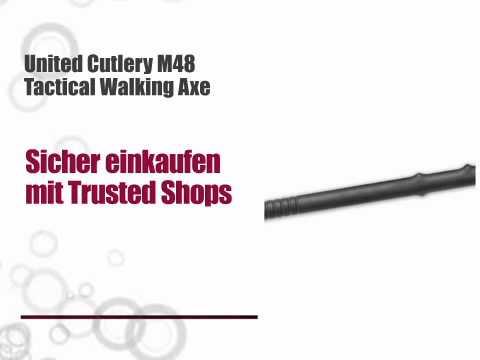 United Cutlery M48 Tactical Walking Axe - outdoor-treasure.de