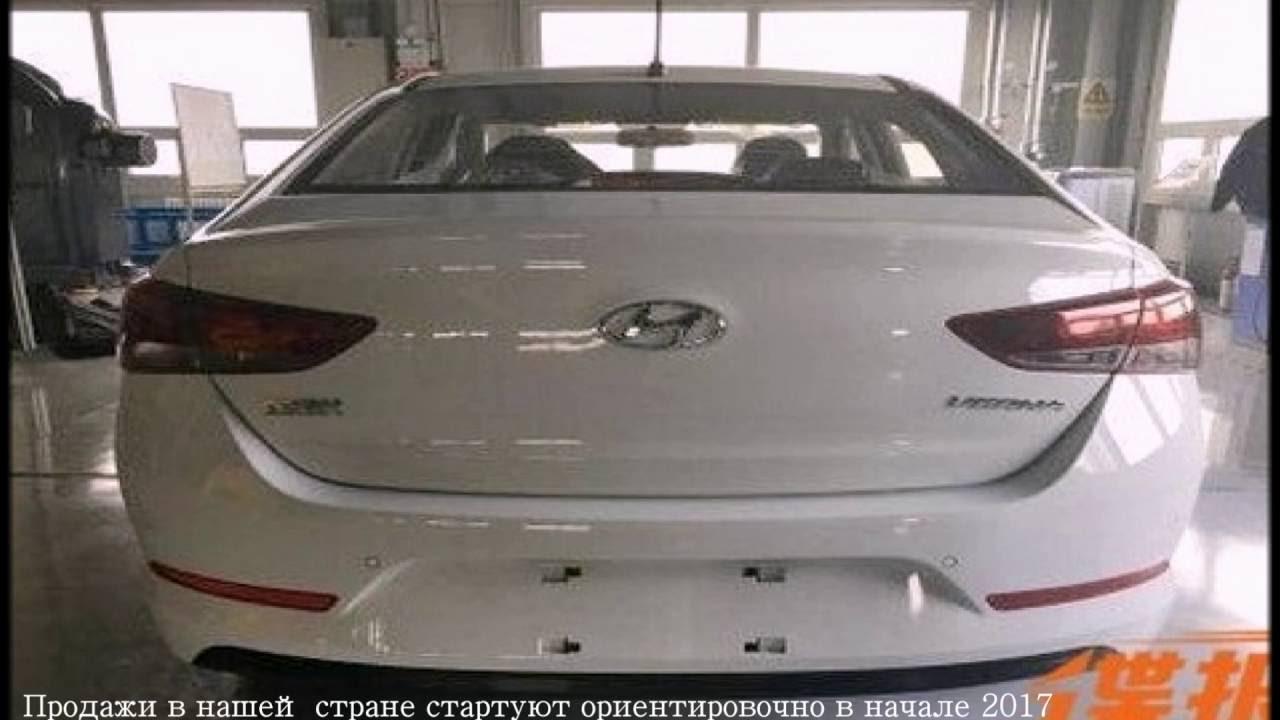 хендай солярис в новом кузове 2017 фото