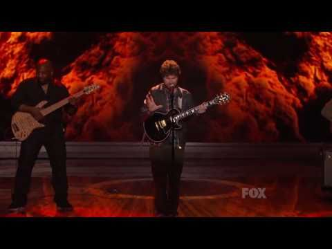 Casey Abrams - Harder to Breathe (Maroon 5) - American Idol 2011 Top 7 - 04/20/11