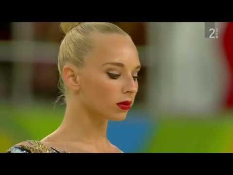 Yana Kudryavtseva Ball Olympic Games Rio 2016 - Routine Rewind