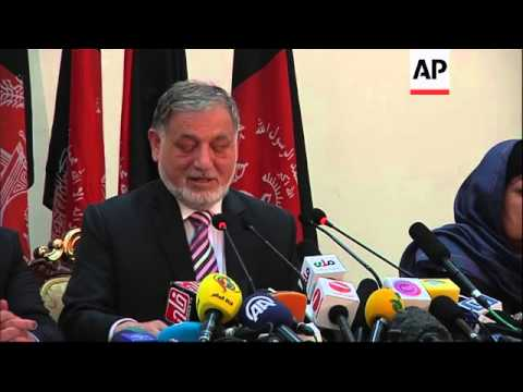 Preliminary Afghan presidential election results show Abdullah Abdullah ahead, indicates run-off