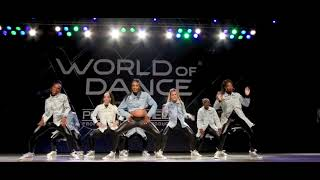 Word of Dance Performance | WOD Dallas 2018 | M.O.M. Crew