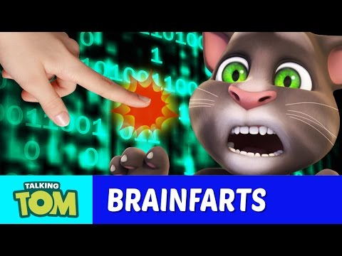 Cyberbullies and How to Deal with Them - Talking Tom's Brainfarts