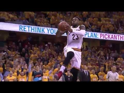 Top 5 NBA Plays: May 19th