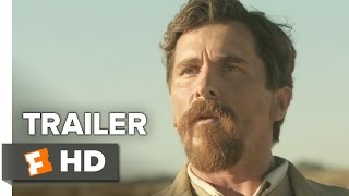 The Promise Official Trailer 1 (2016) - Christian Bale Movie